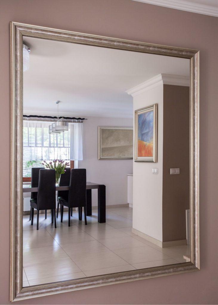 Design Interiores .Net- Paredes Espelho